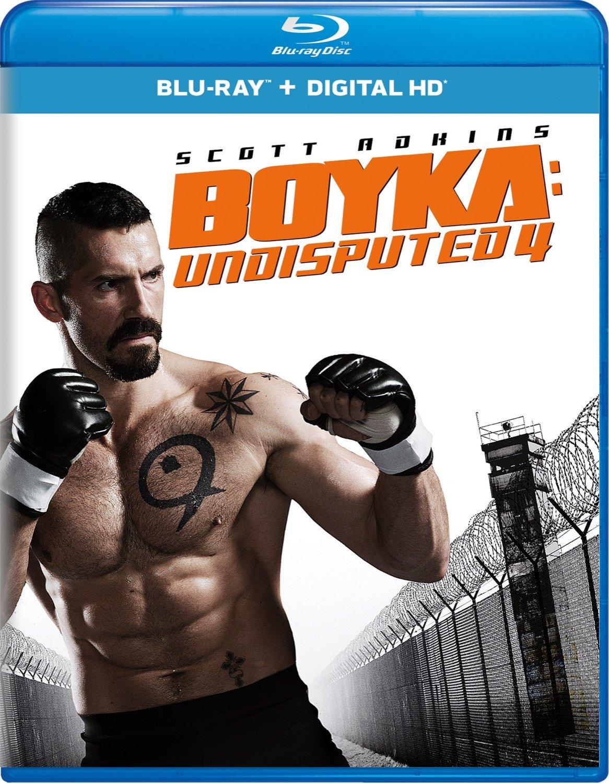 Blu-ray : Boyka: Undisputed 4 (Ultraviolet Digital Copy, Digital Copy, Digitally Mastered in HD)