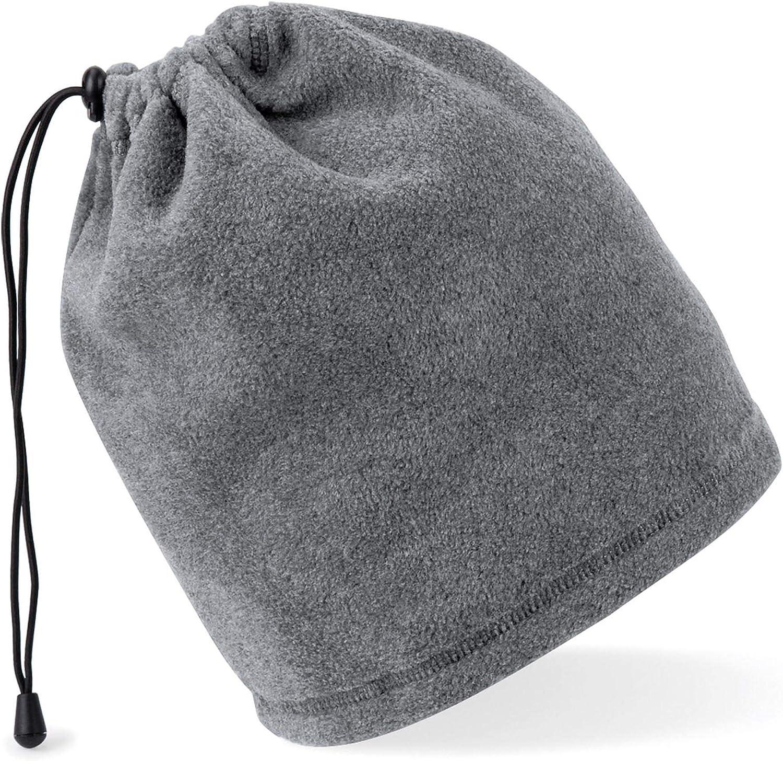 Balaclava BEECHFIELD cappello SOTTOCASCO NERO micropile cuffia