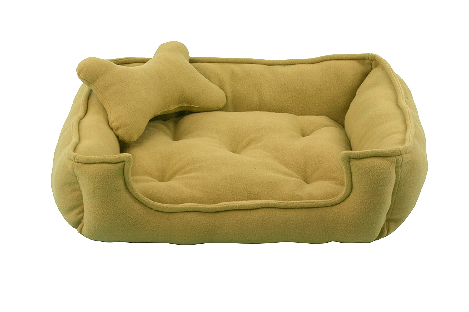 Fluffy's Luxurious Reversible Dog/Cat Bed
