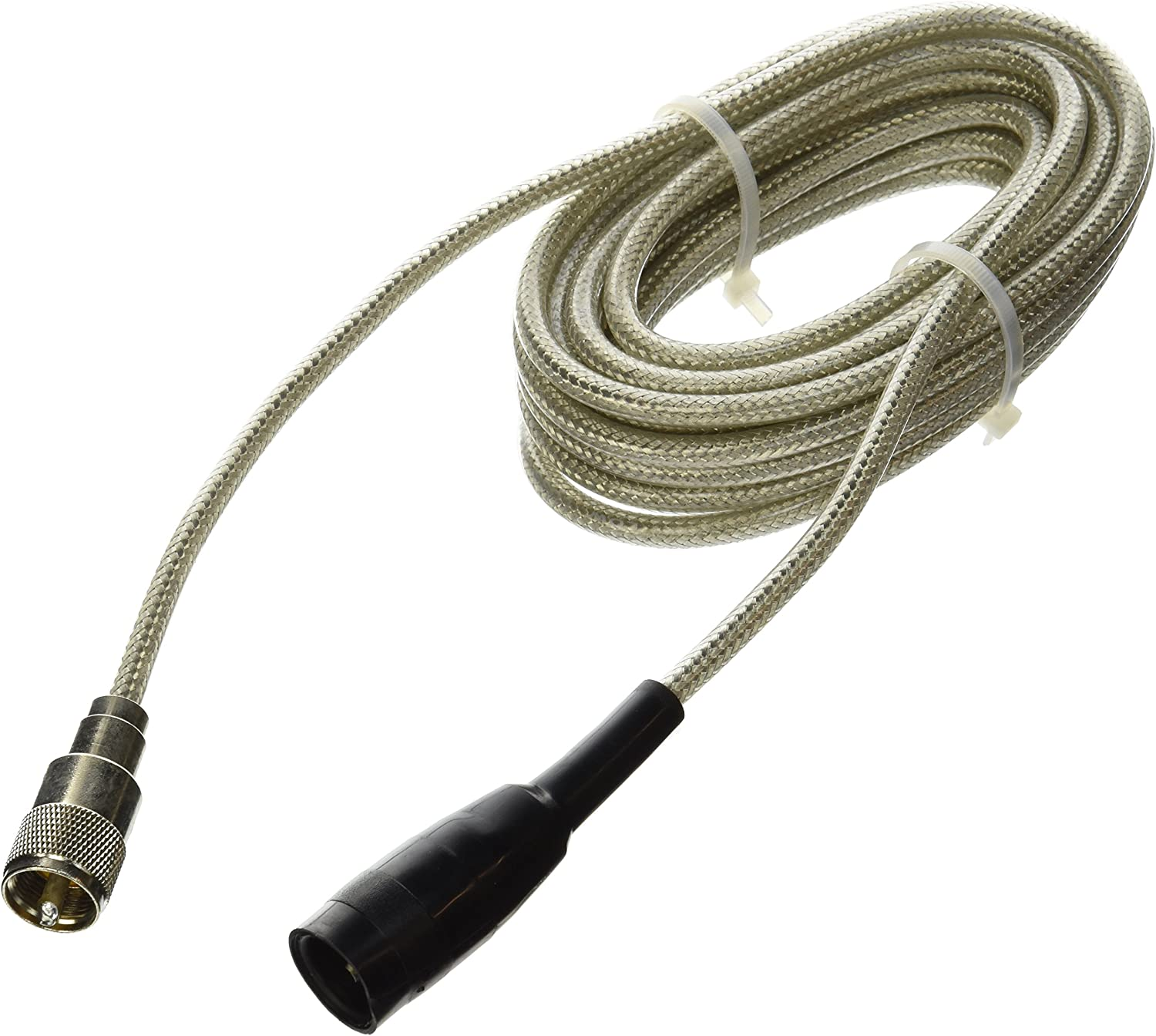 K40 K4018FME 18-Feet Super Mini-8 CB Antenna Cable with Removable FME Connector