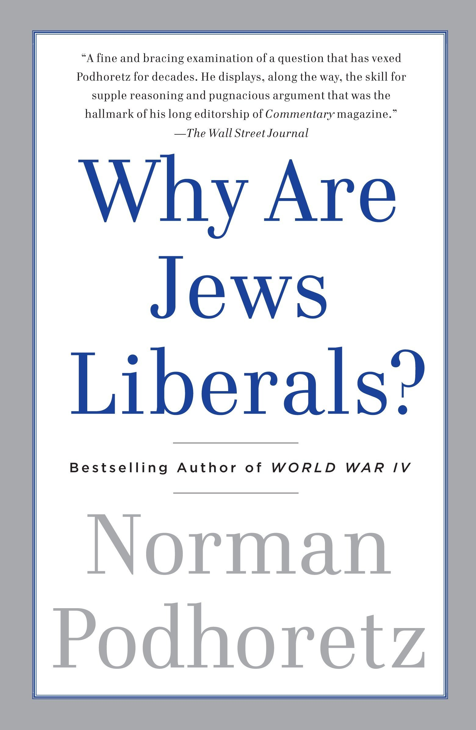 Download Why Are Jews Liberals? pdf