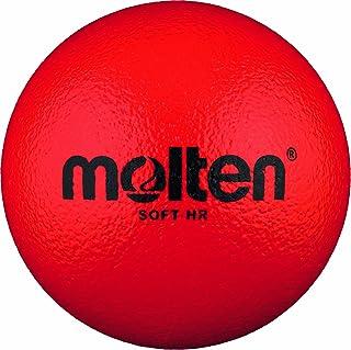 Molten Soft-HR Ballon de handball soft Rouge Ø 160 mm