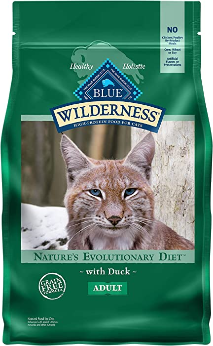 Blue Buffalo Wilderness High Protein, Natural Adult Dry Cat Food
