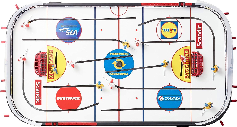 Stiga - Juego de Hockey sobre Hielo para Mesa 21 Suecia y Canadá: Amazon.es: Deportes y aire libre