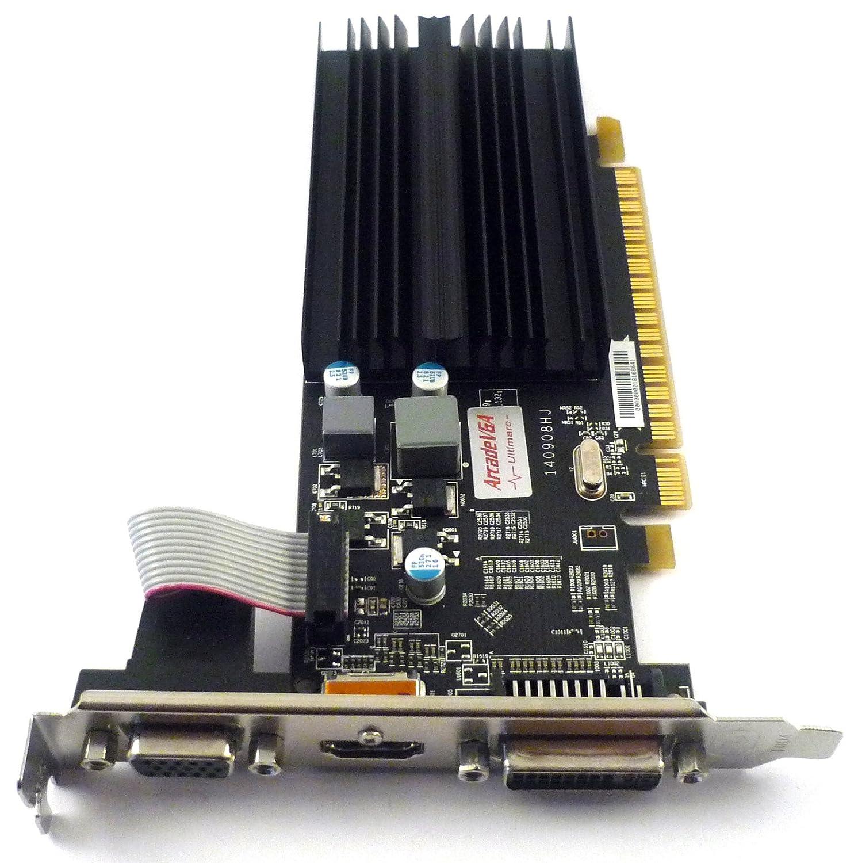 Ultimarc ArcadeVGA Graphics Card Performance Enhanced HD5450