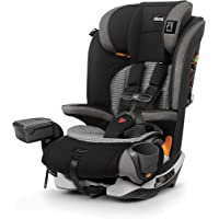 Chicco MyFit Zip Air 2-in-1 Harness + Booster Car Seat for Toddlers and Big Kids, 5-Point Harness, Belt-Positioning…