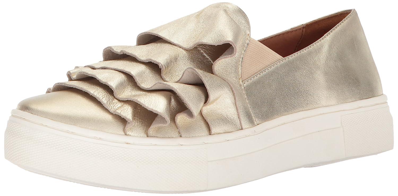 Seychelles Women's Quake Fashion Sneaker B07321J62Q 6.5 B(M) US|Gold
