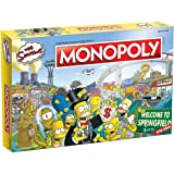 Monopoly The Simpsons Board Game | Based on Fox Series The Simpsons | Collectible Simpsons Merchandise | Themed Classic…