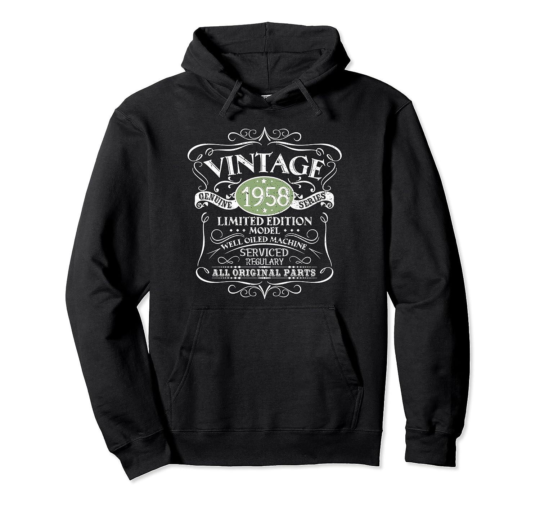 60 Year Old Birthday Sweatshirt Limited Edition 1958 Birthday Sweater 60th Birthday Celebration Sweater Birthday Gift uDYGCVhuwO