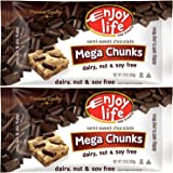 Enjoy Life Semi Sweet Chocolate Mega Chunks - 10 oz. - 2 Pack