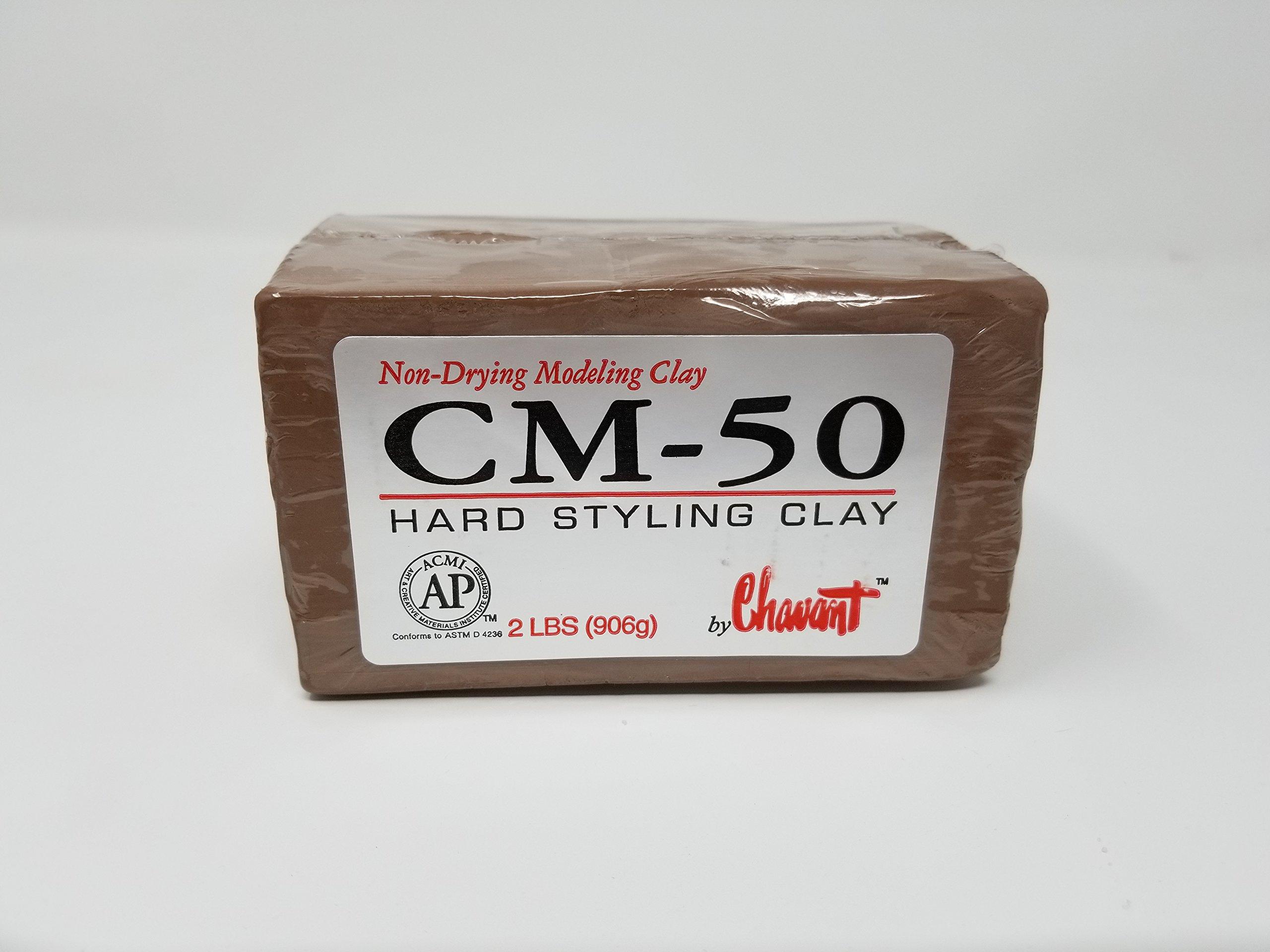 Chavant CM 50 - Brown