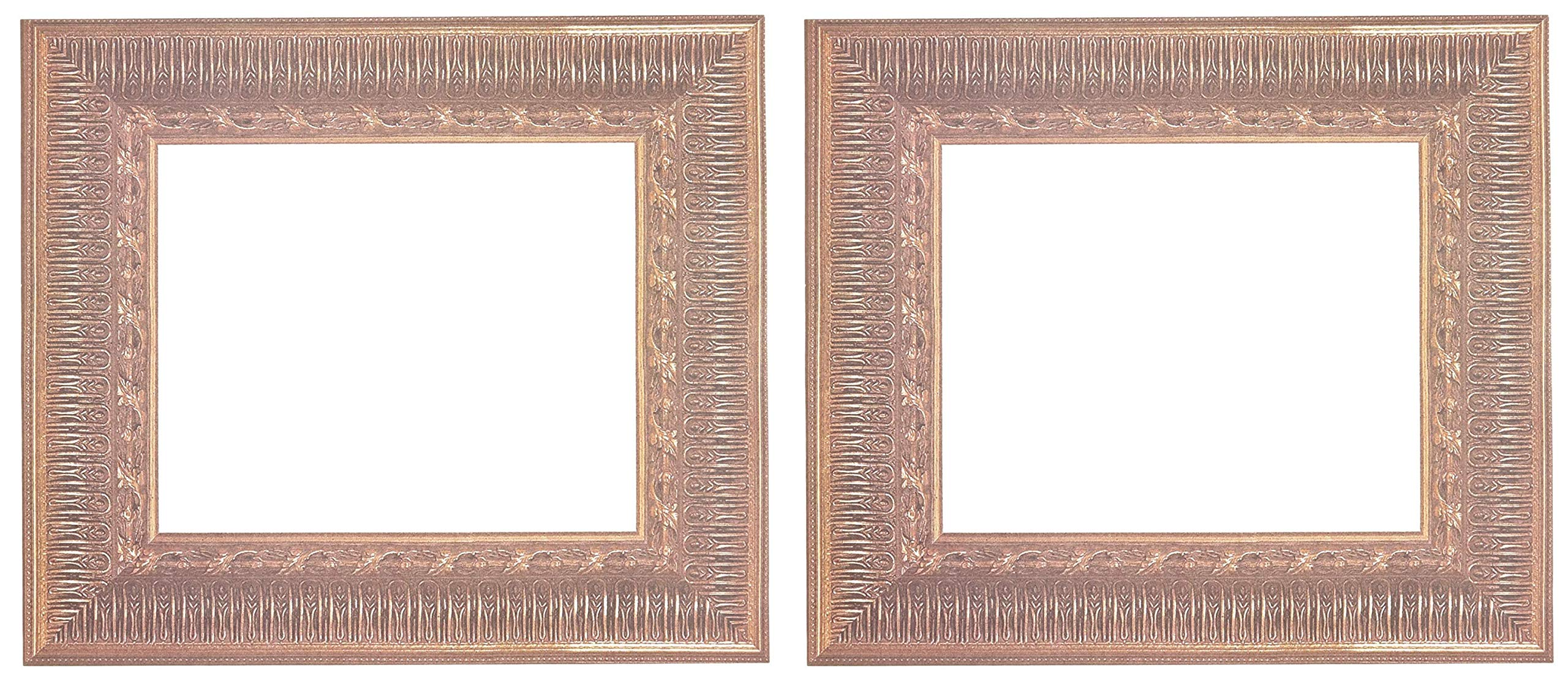 Sax Picture Frame Paper Antique Style - 13 1/2 x 15 1/2 inches - Pack of 50 (Вundlе оf Тwо) by Sax