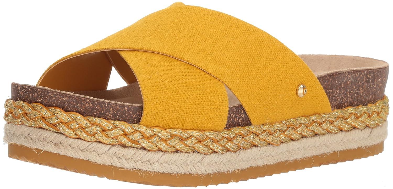 Circus by Sam Edelman Women's Ola Slide Sandal B076XQ49QR 8 B(M) US|Golden Yellow