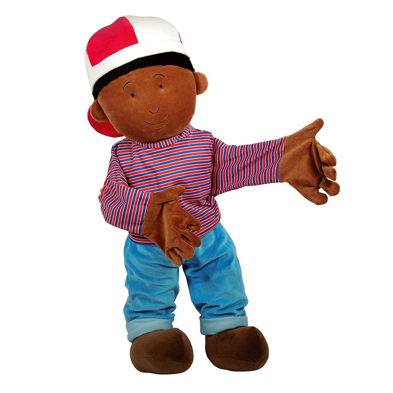 Max AMERICAN EDUCATIONAL PROD AEPECB146 Robo-Toys Social Skills Puppets