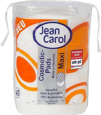Jean Carol Duo Pads Natural Care - Discos desmaquillantes de ...