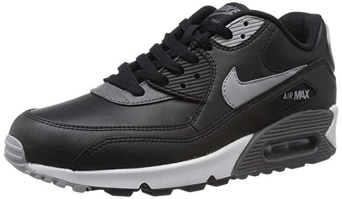 buy online cff3c b8c1a Nike Air Max 90 Leather, Men s Trainers  Amazon.co.uk  Shoes   Bags
