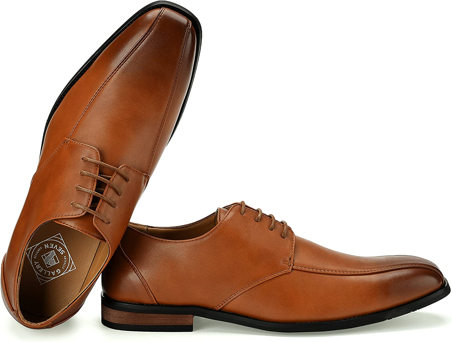 Gallery Seven Mens Oxford Dress Shoes