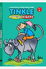 TINKLE DOUBLE DIGEST 6 Kindle Edition