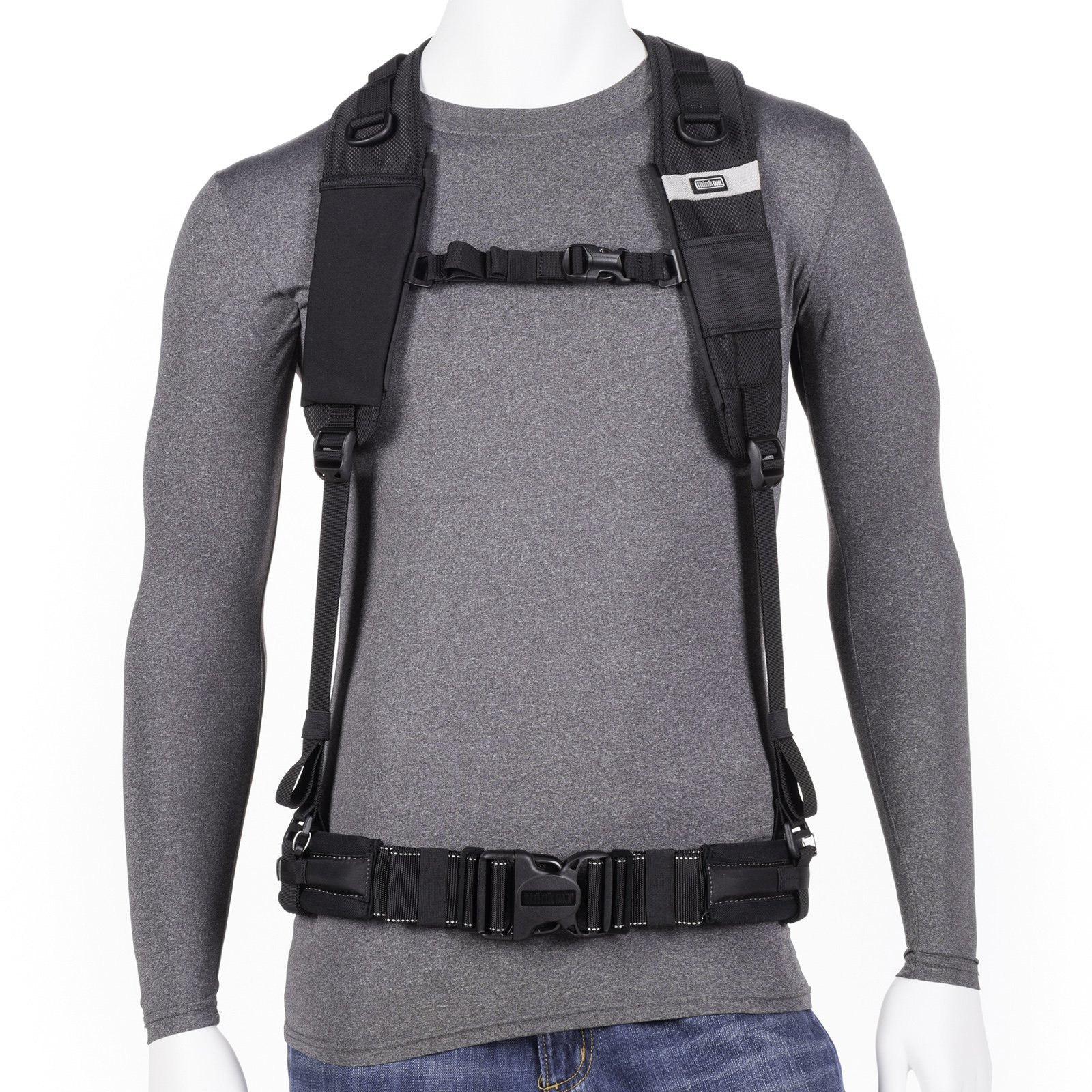Think Tank Photo Pixel Racing Harness V3.0 Camera Strap & Harness (Black)