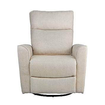 Magnificent Amazon Com Karla Dubois Soho Swivel Glider Baby Machost Co Dining Chair Design Ideas Machostcouk