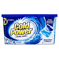 Cold Power Laundry Detergent Capsules, 30 pack