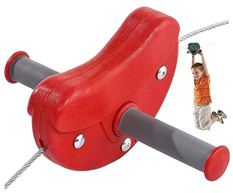 Carrello Da Giardino Usato : Gartenpirat teleferica para da giardino per bambini teleferica