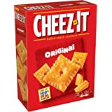 Cheez-It Original Baked Snack Cheese Crackers, 7 Ounce Box
