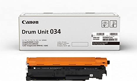 Amazon.com: Cannon Canon 9458b001aa 034 Black Drum unit ...