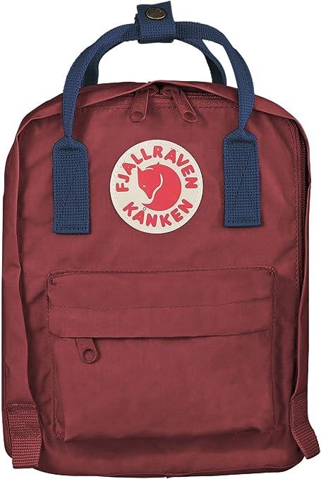 80bab9825e67 Fjallraven Kanken Kids Medium Two Tone Vinylon Fabric Backpack 23551326