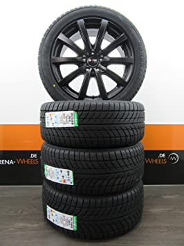 Llantas de aleación para ruedas de invierno de 18 pulgadas para Volkswagen Bus T5/T6 Multivan, California: Amazon.es: Coche y moto