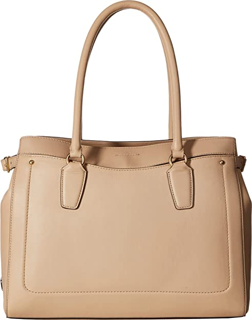 8607d06d3f14 Cole Haan Women's Esme Work Tote Nude One Size: Amazon.ca: Shoes ...