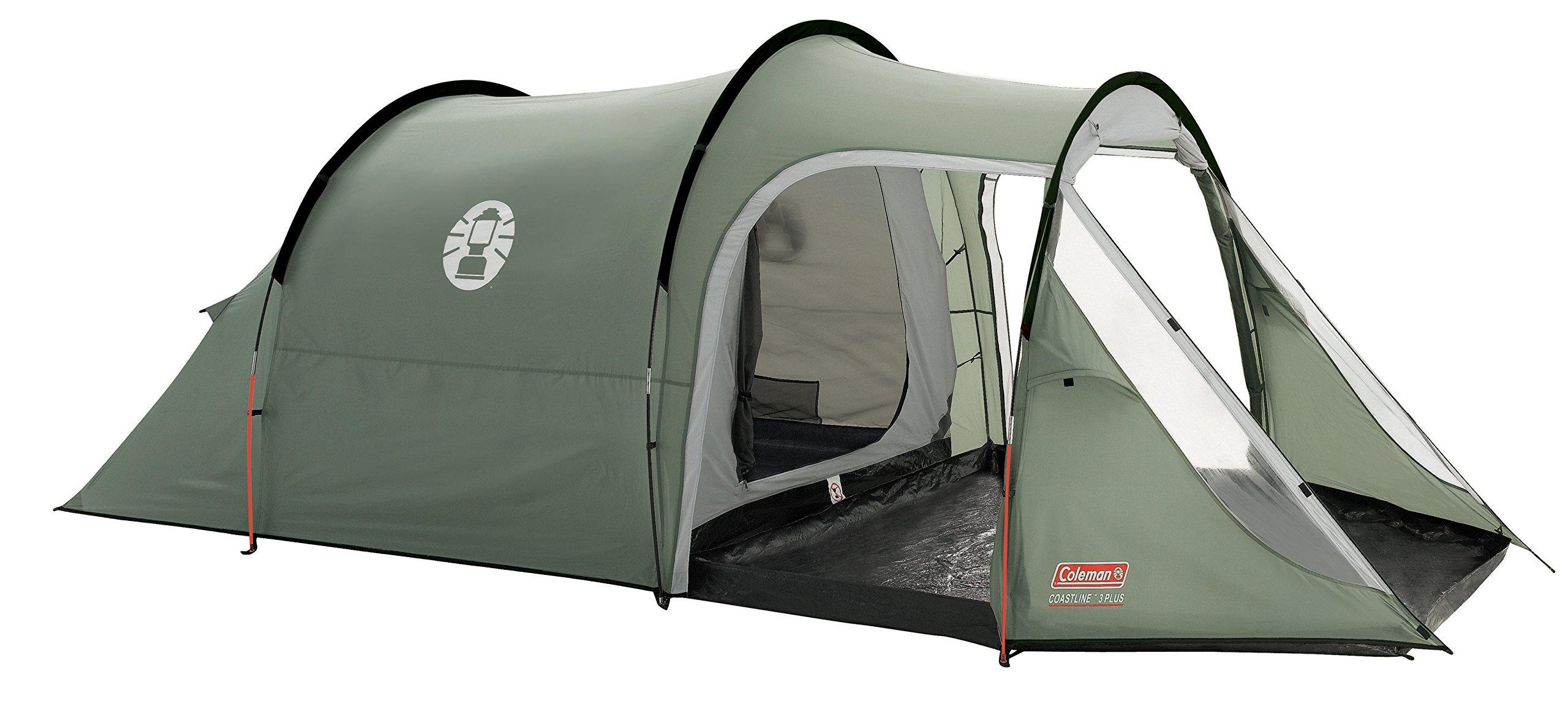 Coleman Coastline Plus Tienda de dormir para 3 personas, Verde product image