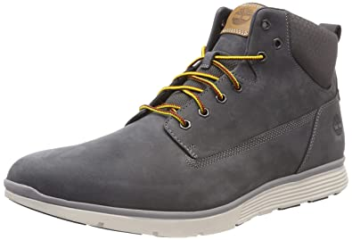 33d59bb82c8 Image Unavailable. Image not available for. Color  Timberland Mens Killington  Chukka Nubuck Gunmetal Boots ...