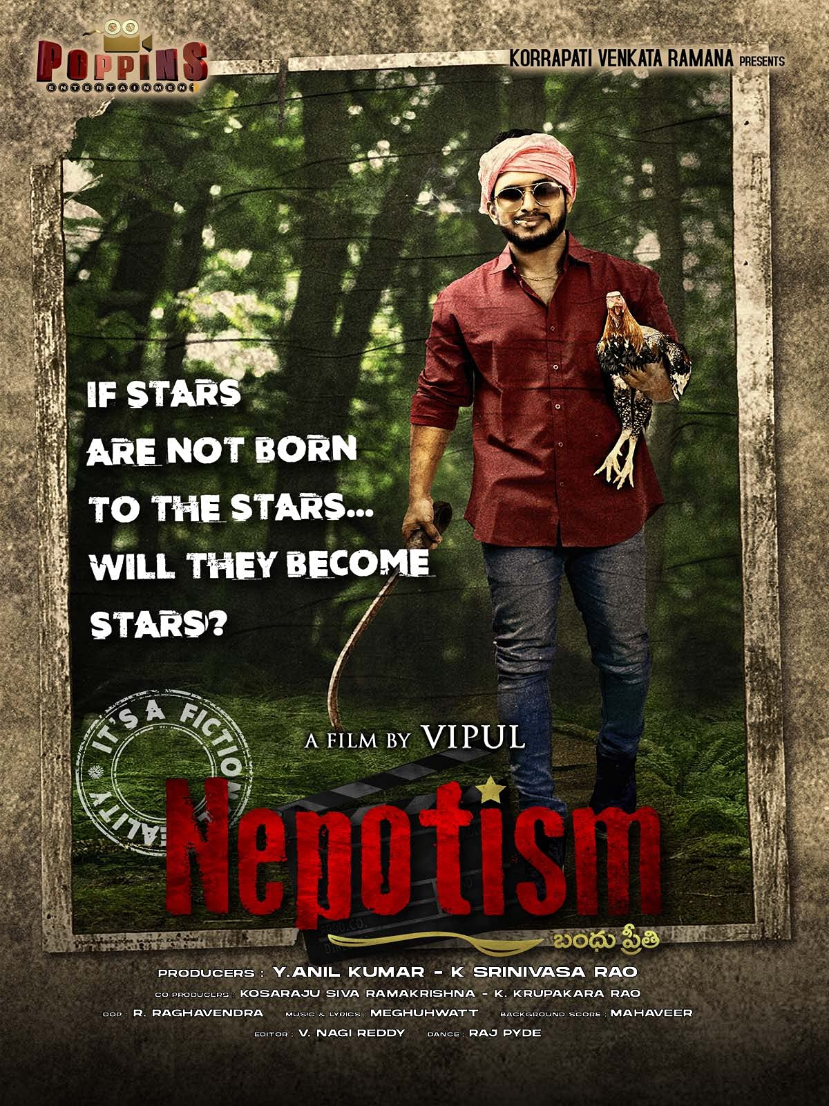 Nepotism on Amazon Prime Instant Video UK