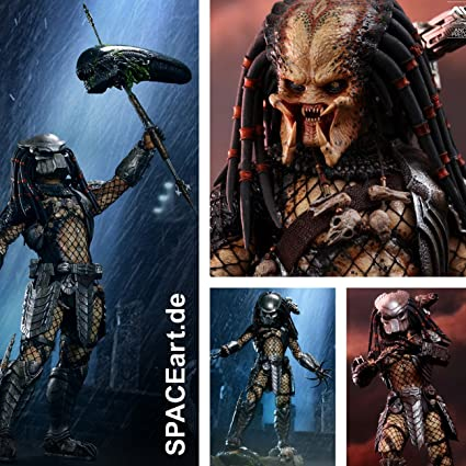 Yes the hot toys predator 1 think, that
