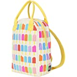 Fluf Lil B Pack, Organic Cotton Mini Backpack (Popsicle)