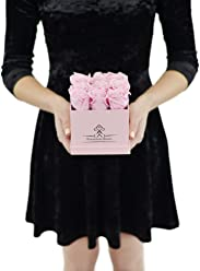 Valentine's Day Collections  Roses with Longevity (Small, Pink)