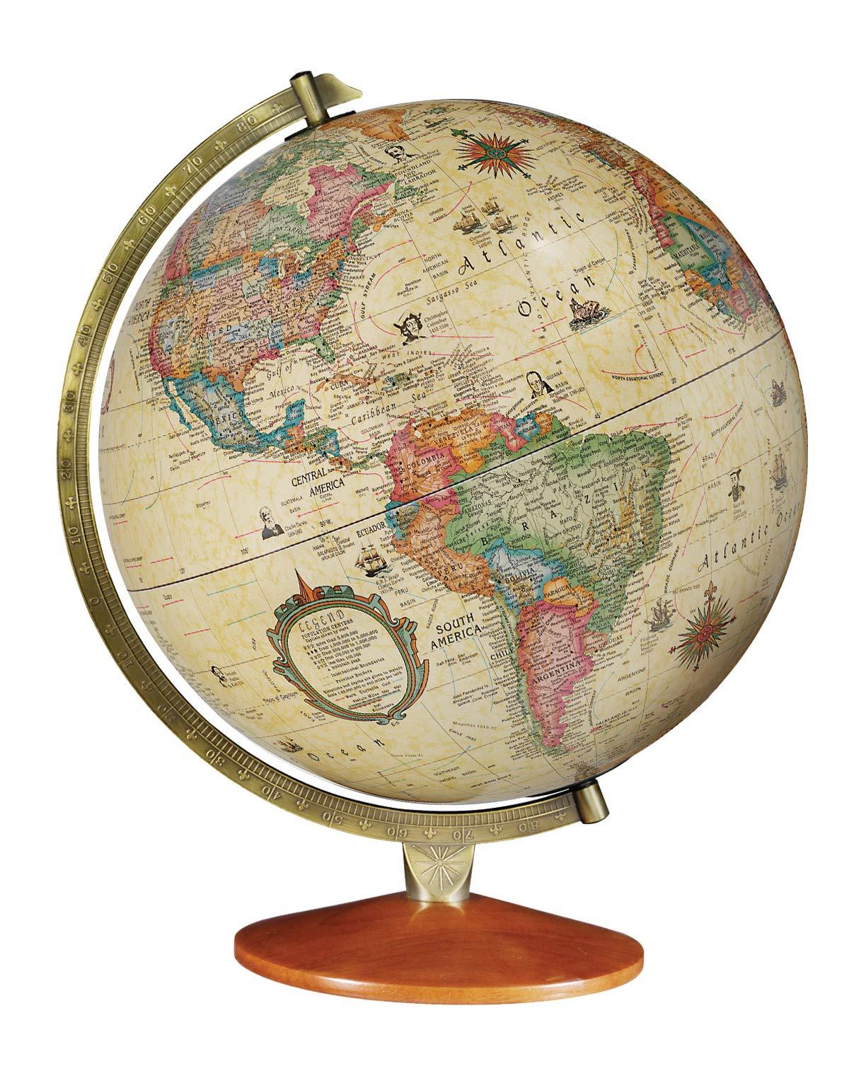 Odessa World Globe … (Antique)
