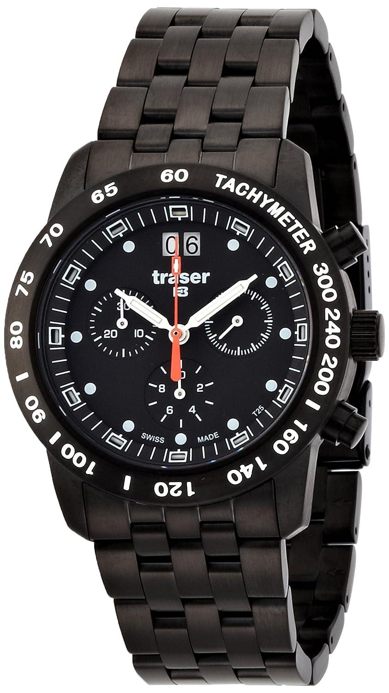 [トレーサー]traser 腕時計 CLASSIC CHRONOGRAPH BIG DATE(クラシック クロノグラフ ビッグデイト) T4004.357.37.01 メンズ 【正規輸入品】 B00DM4KJSE