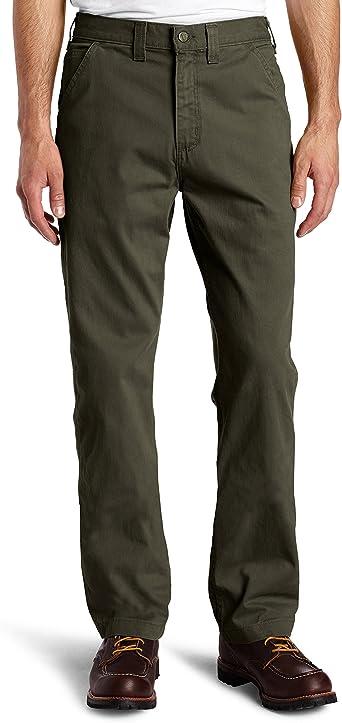 Carhartt Pantalones Sarga, para Hombre: Amazon.es: Amazon.es