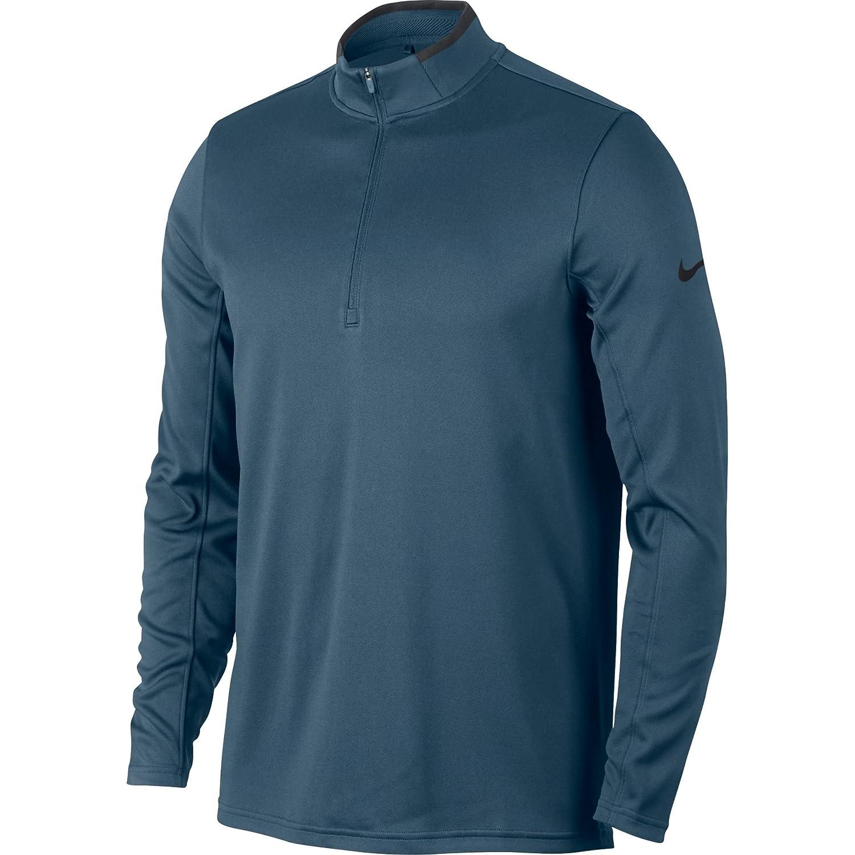 Nike Men's Dry 1/2-zip Long Sleeve Top