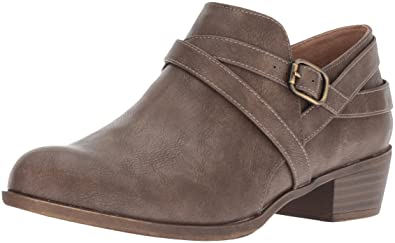 bf541cd4a5de6b LifeStride Women s Adley Ankle Boot Taupe 5 ...