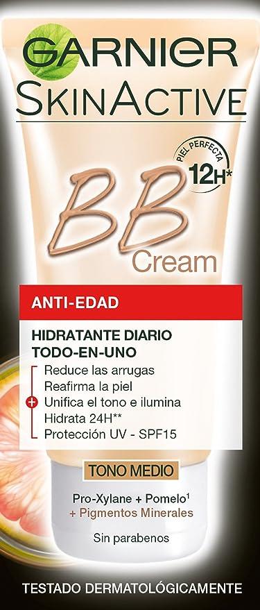 Garnier Skin Active BB Cream Perfeccionador Prodigioso Anti ...