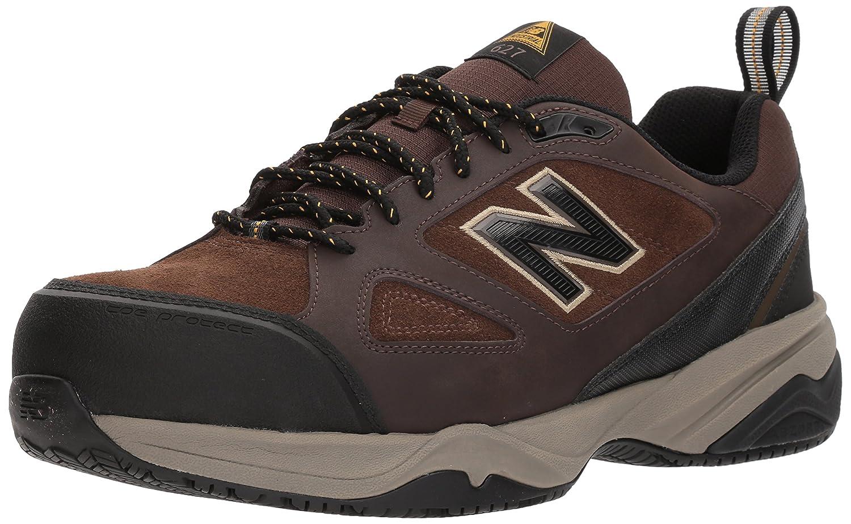 New Balance Men's 627v2 Work Training Shoe B06XSD2KXX 7 D(M) US|Brown
