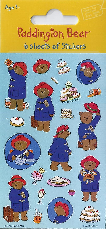 Paper Projects Osito teddy paddington etiquetas engomadas de ...
