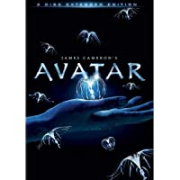 Avatar - Extended Collector's Edition (Slipcase) (3-Disc Box Set)