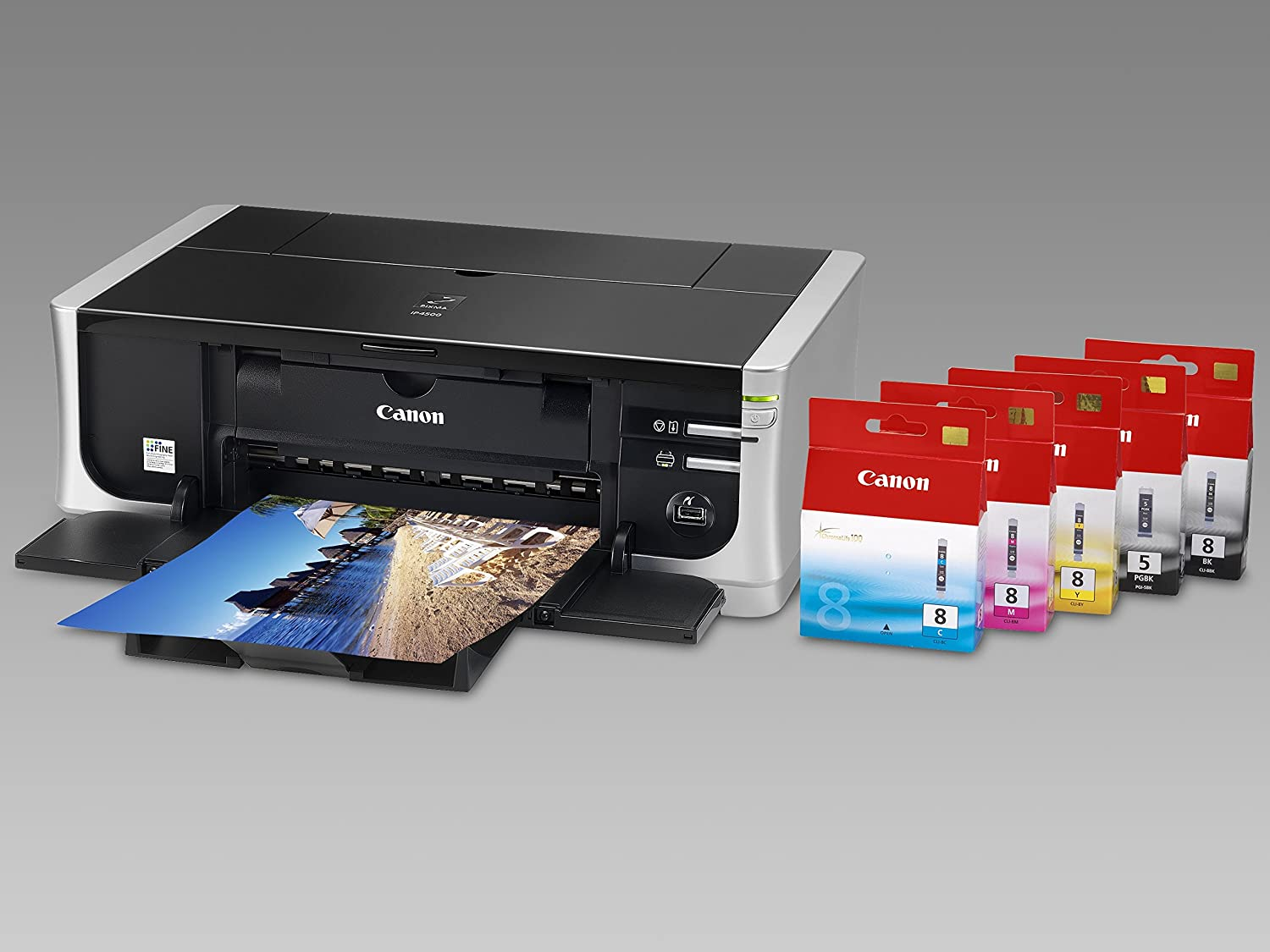 CANON P4500 DRIVERS DOWNLOAD (2019)