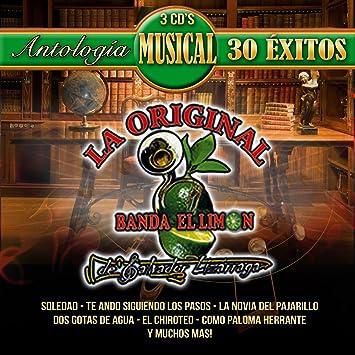 La Original Banda El Limon - Antologia Musical: 30 Exitos ...