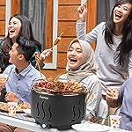 Grill Barbecue Portable Femor