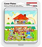 Nintendo Cover Plate for New Nintendo 3DS No. 062 - Animal Crossing Happy Home Desinger
